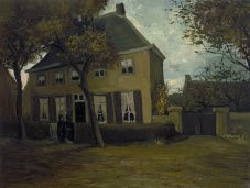 Pastorie Nuenen - Vincent van Gogh